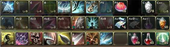 Blade And Soul Crafting Calculator