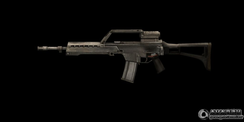 ...3d虚幻3引擎mmorg网游qq腾讯网络游戏枪械枪战装备狙...