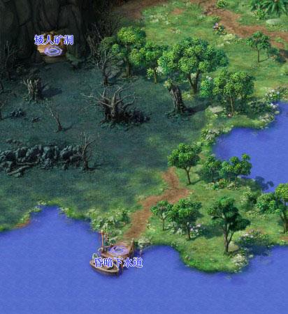 游戏地图--矮人码头
