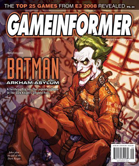 蝙蝠侠 阿甘疯人院 蝙蝠侠与小丑的恩怨再起