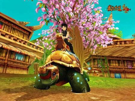 龟速vs摩托车 《武林外传》坐骑进化史