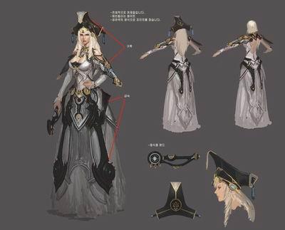 中世纪欧式宫廷服