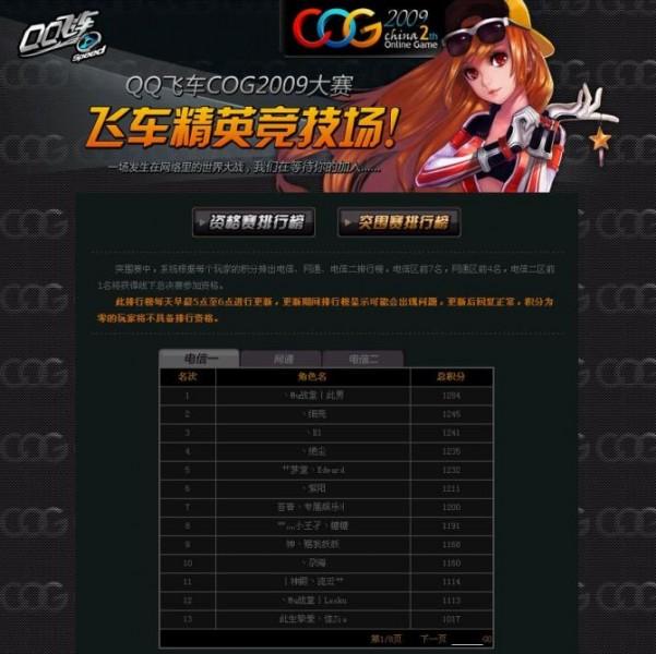 凭借在qq飞车各项赛事中的      出色表现,赵云这个名字已被人们所