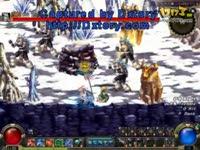 视频 地下城与勇士/53级召唤师单刷冒险级冰龙副本