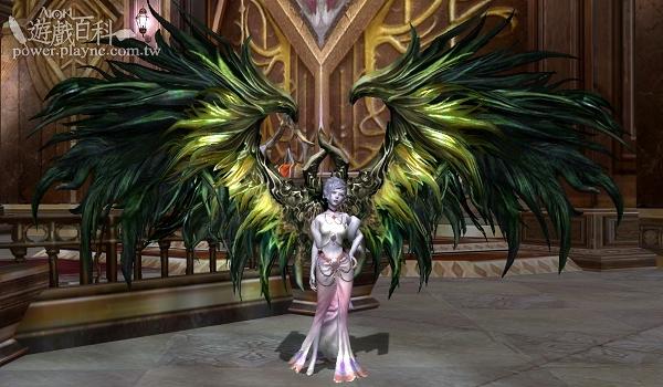 改版专题:张开翅膀/新羽毛服装秀永恒之塔-aion
