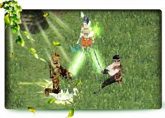 两个男人上剑英雄――17173网络游戏