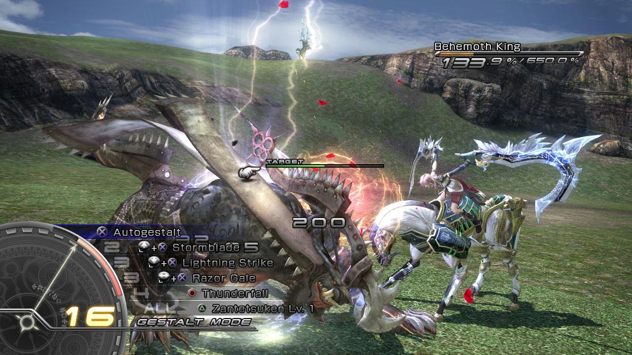 最新的最终幻想13多平台宣传图,SE被爆涉嫌作假