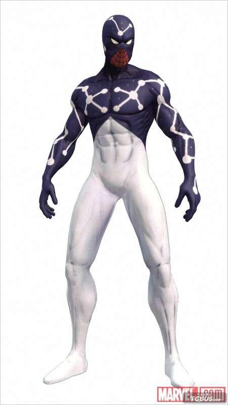多姿多彩的蜘蛛侠《破碎维度》公布华丽新装