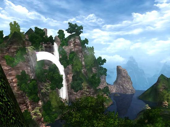 风景如画 剑网3浩气盟地理旅游指南