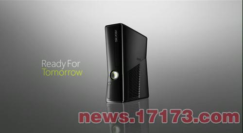 超薄板Xbox360最新图片