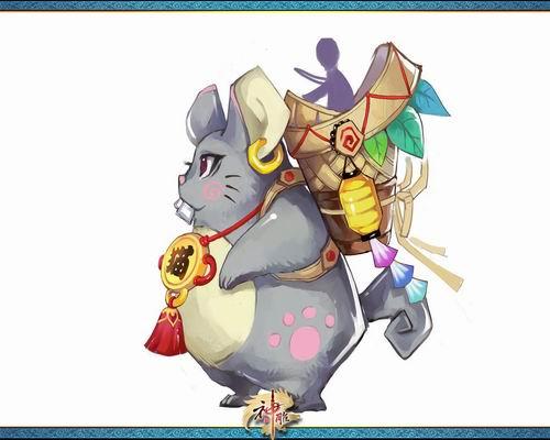 炫酷游戏动物图片