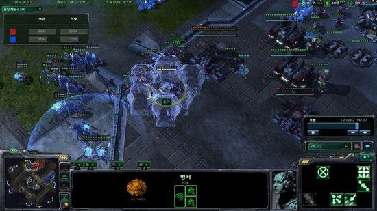 星际2再现BUG:地堡爆炸后里面枪兵人间蒸发