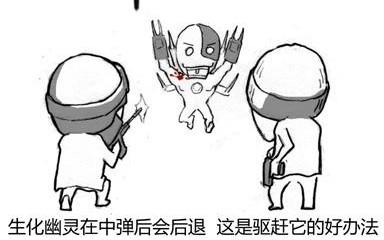 【蜘蛛系列漫画】第二十一集:生化战三