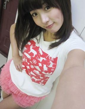 清纯可爱的香香; wcg2010三星anycall阳光女孩选拔赛决赛;   清纯可爱