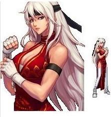 静月姐姐你和风振是什么关系 日服男格斗导师