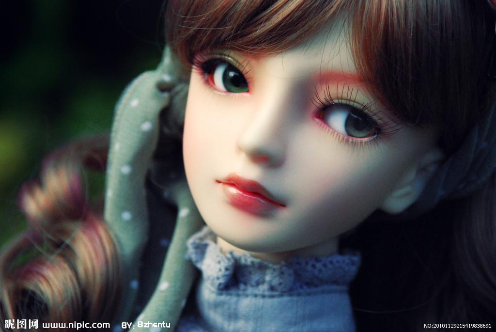鹿鼎记SD娃娃