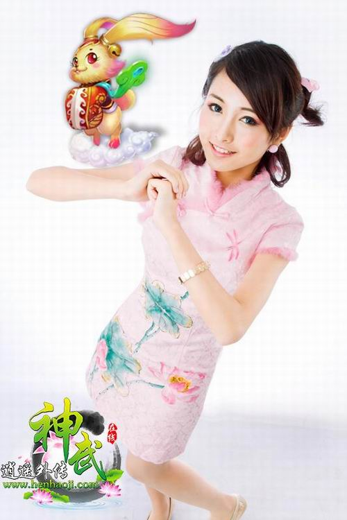 """在这个春节,《神武》贺岁巨献""""玉兔闹春秋""""将于2月1日全面登场!"""
