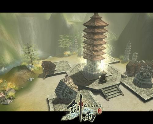 春节七日游 剑雨OL 带你遍访华夏名胜