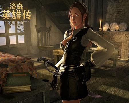 《洛奇英雄传》公布电脑最低配置要求,提供写实而优质的游戏画面