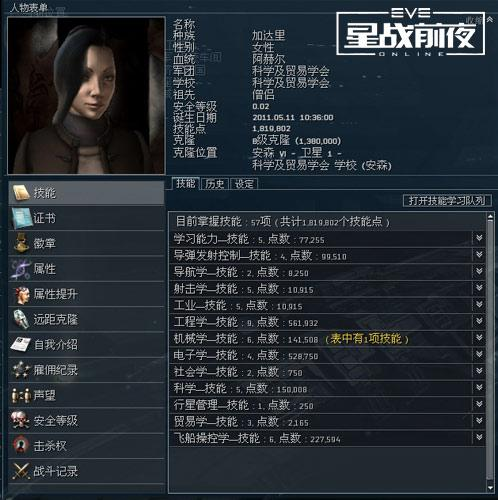EVE最新图片