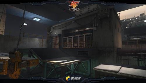 《火力突击》更新液压中心 开创热血刀战图片