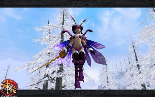 玩家手绘蜜蜂精灵 hold住姐变身神话宠物