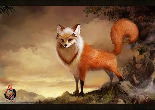 《屠魔》放出宠物原画——专区名称