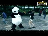 爱摸美女pp的熊猫侠