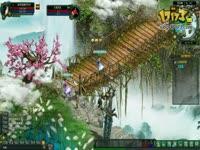 《武林秘籍》打造最清新最自然的2D场景