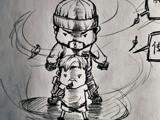 CF妖猴漫画系列《如此父子》(上)