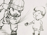 CF妖猴漫画系列《如此父子》(下)