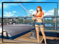 钓鱼网游《清风明月》公测试玩视频