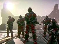 行星边际2官方高清截图共和国战士