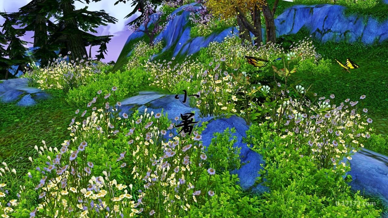 天龙八部ol新手_天龙二十四节气图--带你去看江湖最美的四季_天龙八部ol_17173天龙 ...