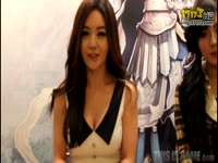 韩服《降龙之剑》三位性感代言宣传游戏
