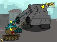 世界 坦克/坦克世界俄服欢乐动画 /斗蟹网页游戏分享