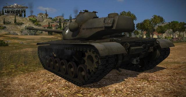 t110e5坦克_坦克世界 关于t110e5技能配件选择及打法