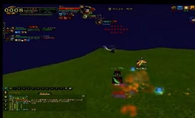 战士PVP视频:士只可战死 不可征服