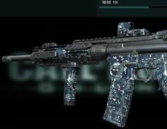 使命召唤OL二测武器改装欣赏之M4A1
