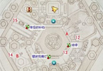 古剑奇谭二全宝箱示意图