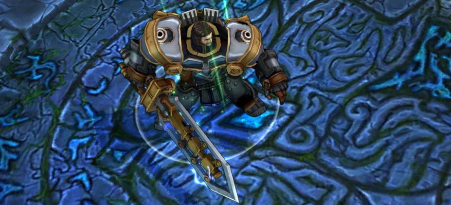Steel Legion Garen