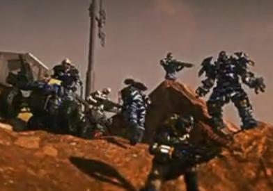 《行星边际2》因达尔的征服之战