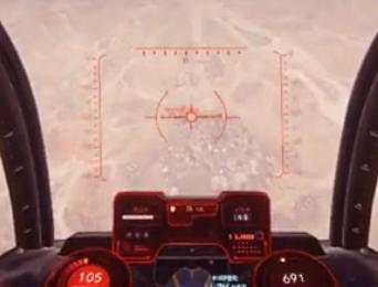 行星边际2蚊式战机空中激战精彩剪辑
