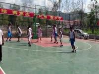 独家视频 临江市春蕾幼儿园篮球比赛-游戏视频