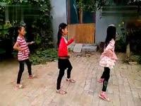 精彩步骤舞蹈少儿快手之《芭啦芭啦樱之花》舞蹈爱v步骤操作幼儿图片