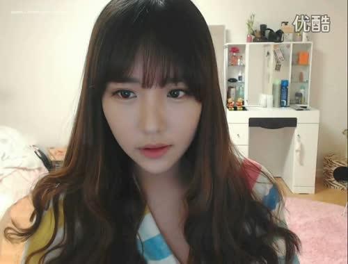 韩国美女主播 蜜罐 清纯美丽