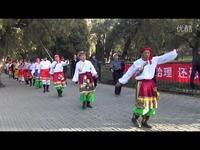直击 北京天坛锅庄舞系列21-游戏视频_17173