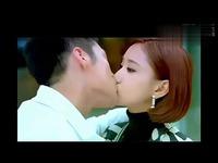 男模与美女接吻真情吻戏