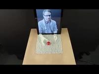 视频专辑 麻省技术宅演示用Kinect实现远程撸管