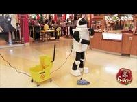 热播视频 机器人也难以抵挡美女的性感屁股 游戏